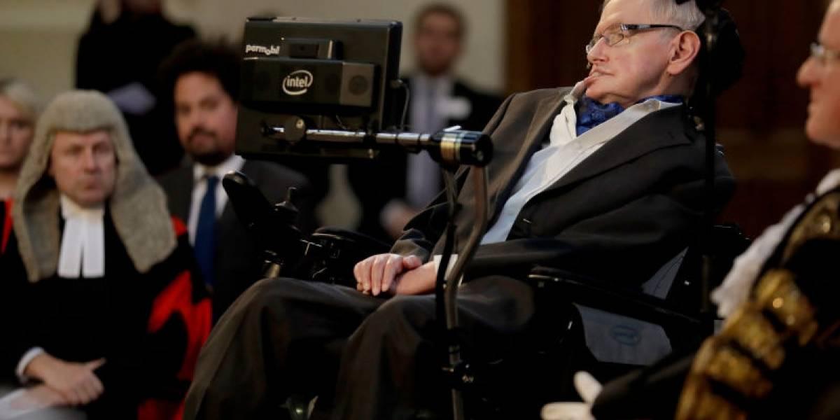 Esta fue la escalofriante predicción de Stephen Hawking días antes de morir