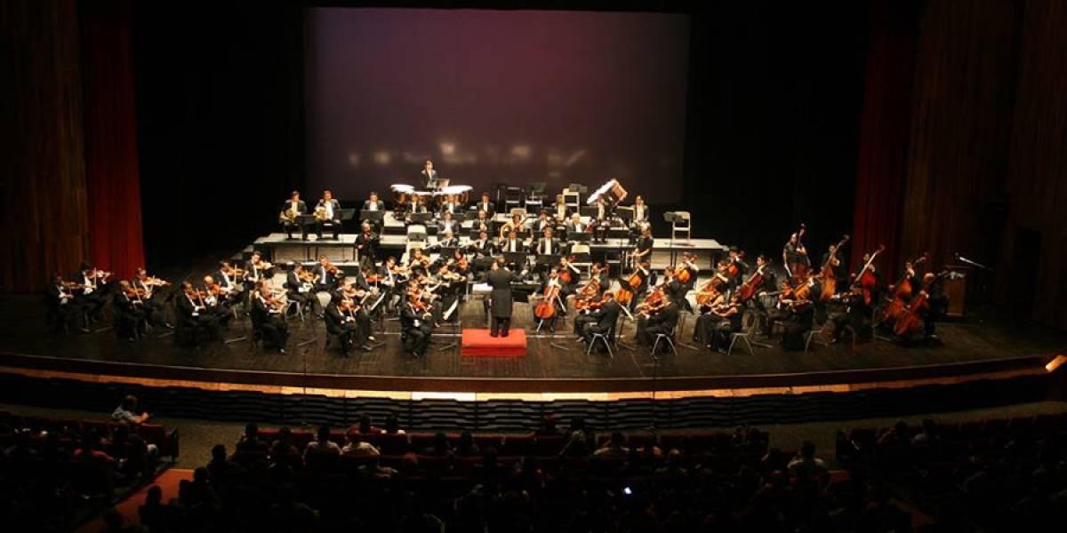 """Solemne """"Concierto de Cuaresma"""" de la Orquesta Sinfónica Nacional"""