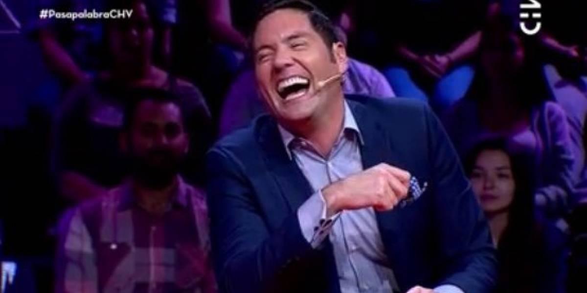 """Revive el """"sensual"""" baile de Pancho Saavedra durante su participación en """"Pasapalabra"""""""