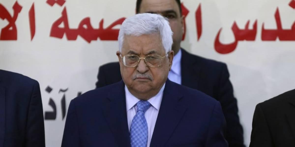 Presidente palestino insulta al embajador estadounidense en Israel