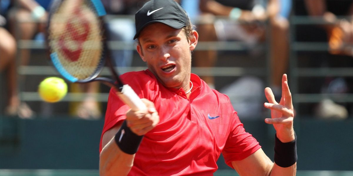 Nicolás Jarry sufrió un leve descenso en el ranking ATP