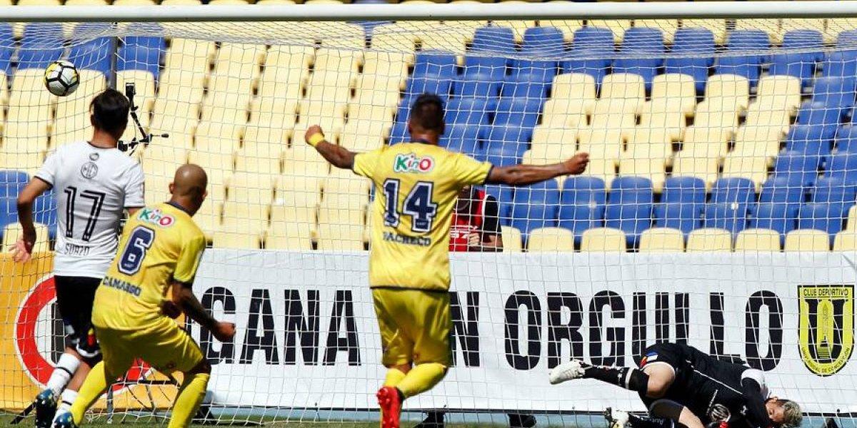 La sanción que arriesga Jean Meneses por el polémico penal ante Colo Colo