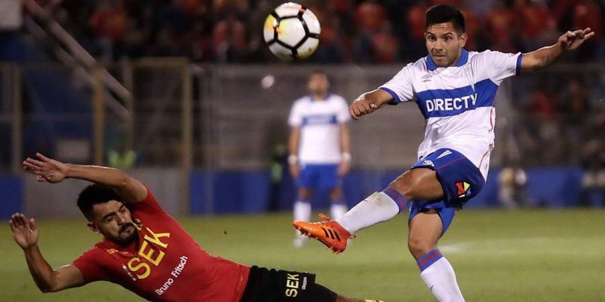 """La confianza de Diego Rojas en la UC para el clásico ante Colo Colo: """"Nos vamos a traer los tres puntos"""""""
