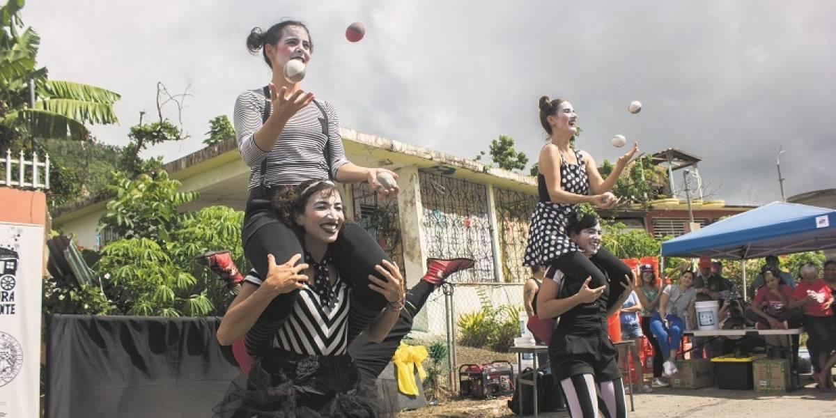 Puerto Rico: la búsqueda de la alegría, en medio de la tristreza