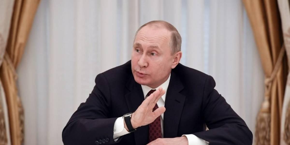 Advirtieron a Trump no felicitar a Putin