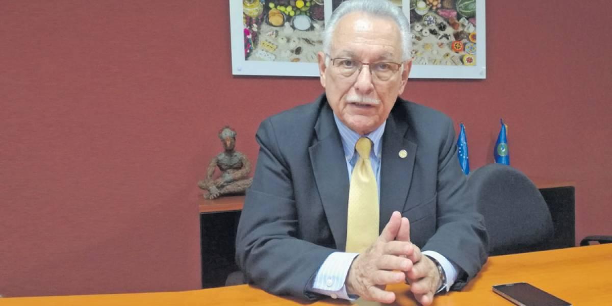 """Rafael Salazar: """"Son más de cien islas y cayos que no están reconocidos en ningún documento"""""""