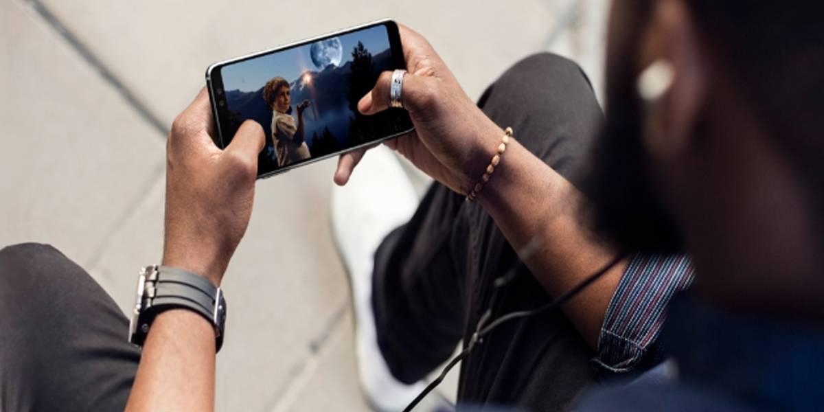 Galaxy A8 e A8+ trazem novidades para os amantes de games