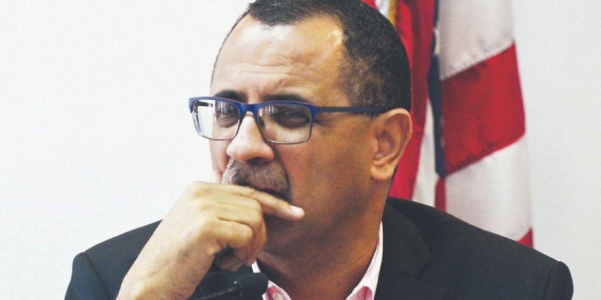 Comisión de Ética aún no asume jurisdicción sobre Abel Nazario