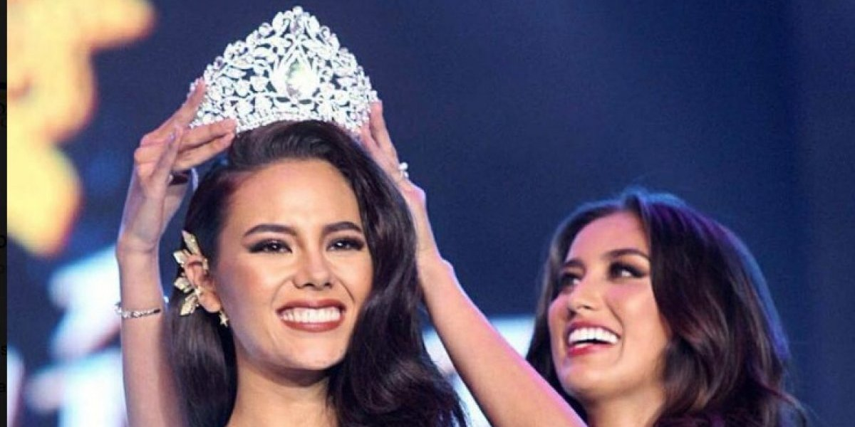 Catriona Gray se corona Miss Universo Filipinas 2018