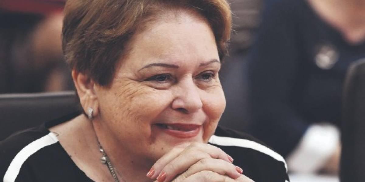 """Aida Díaz critica acciones """"improvisadas"""" de Keleher ante cierre de escuelas"""