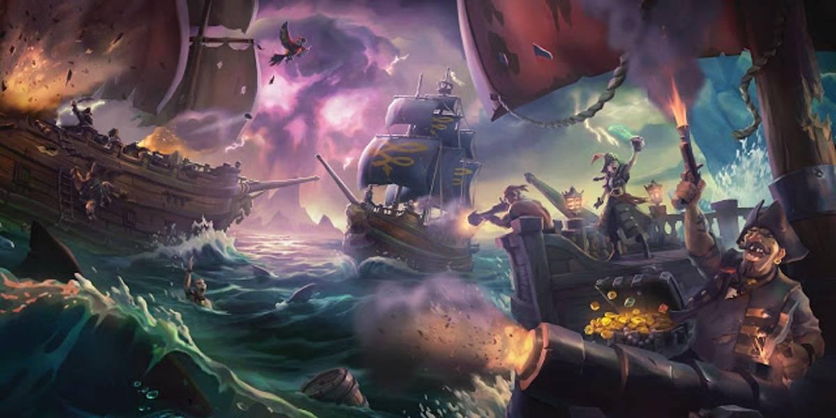 'Sea of Thieves' chega para XBox com oferta especial