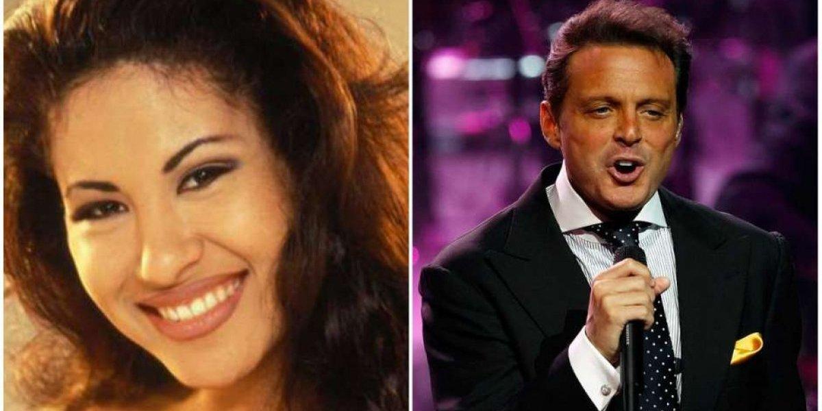 Revelan foto nunca antes vista de Selena y Luis Miguel juntos