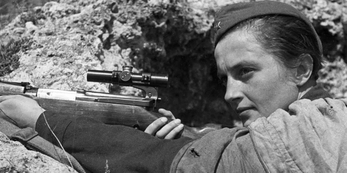 Os mitos que cercam a franco-atiradora que mais matou soldados alemães na 2ª Guerra