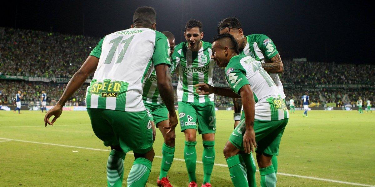 Atlético Nacional a afianzarse en la punta contra Bucaramanga