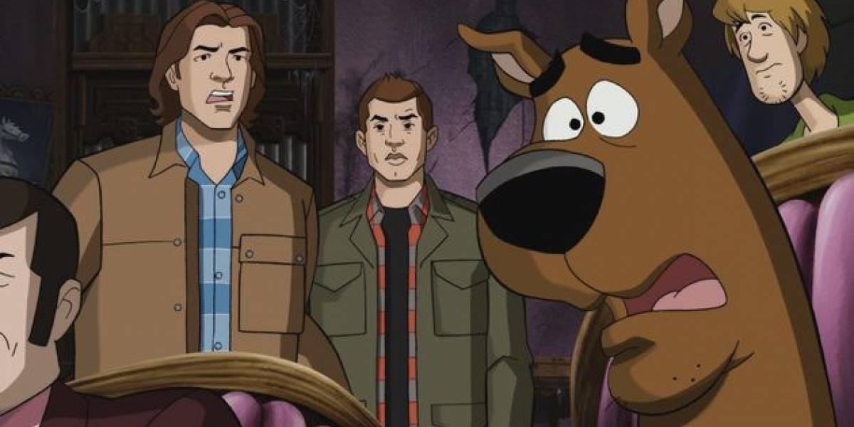 Veja imagens do crossover entre Supernatural e Scooby-Doo