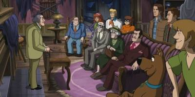 Crossover Supernatural Scooby Doo