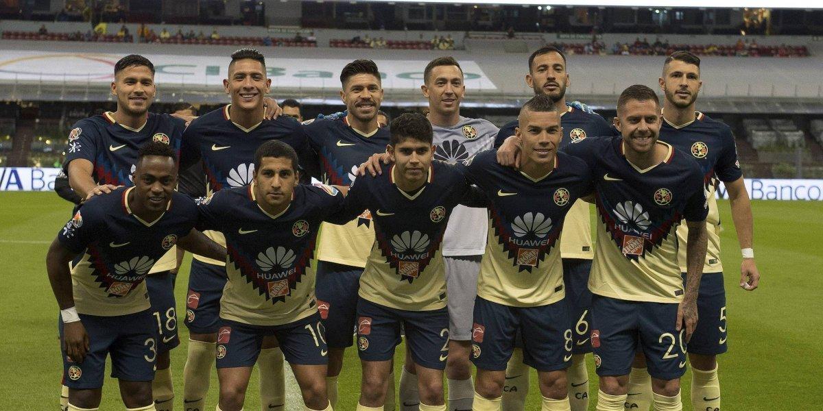 Difunden posible jersey del América para el Apertura 2018