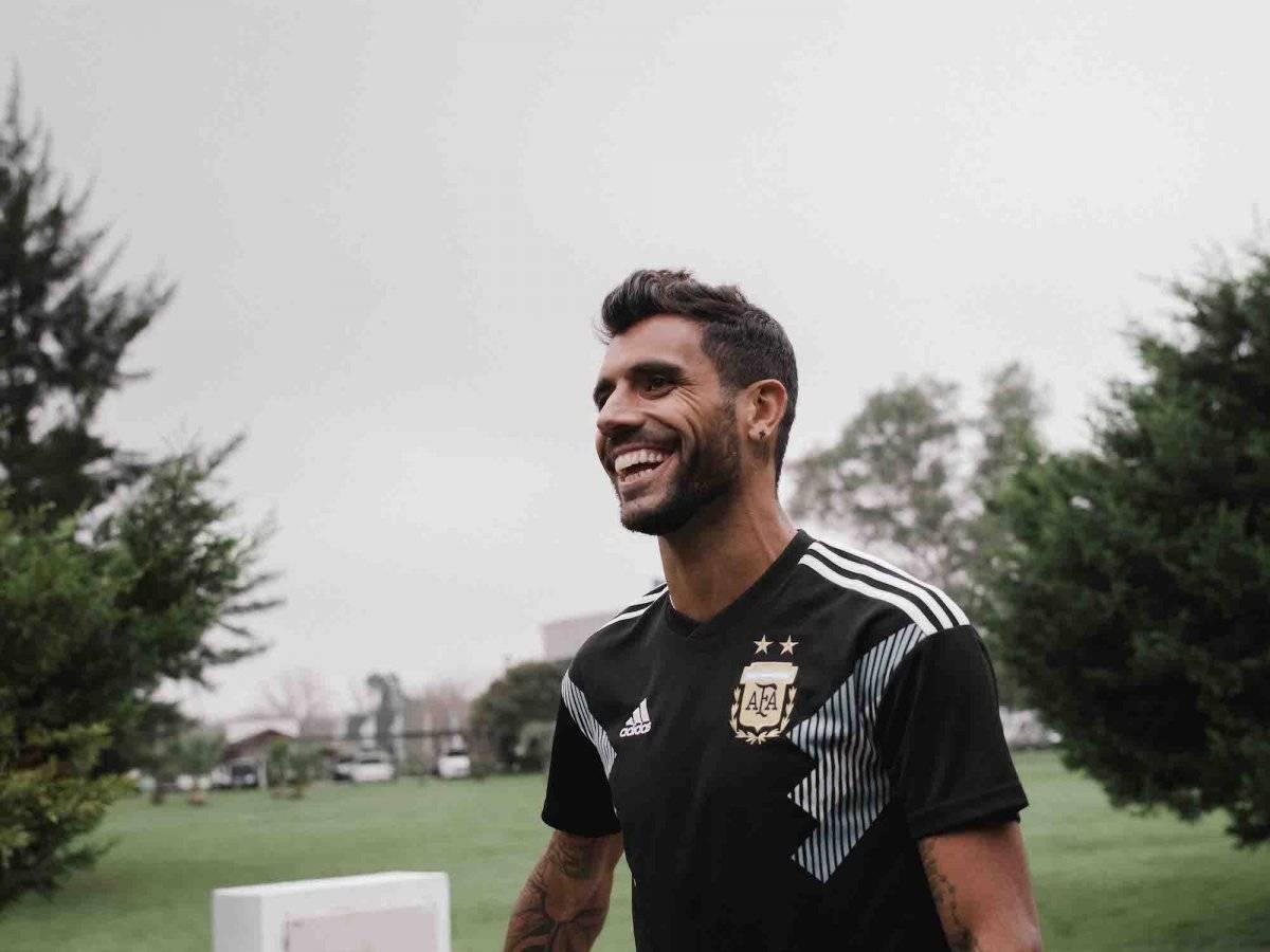 Argentina es uno de los países que volverán al pasado con este jersey |ADIDAS