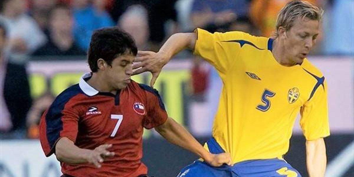 Golazo del Chupete, una joya de Alexis y un empate valioso: los recuerdos del último Suecia-Chile