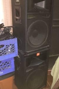 allanamientos por robo de equipo de sonido