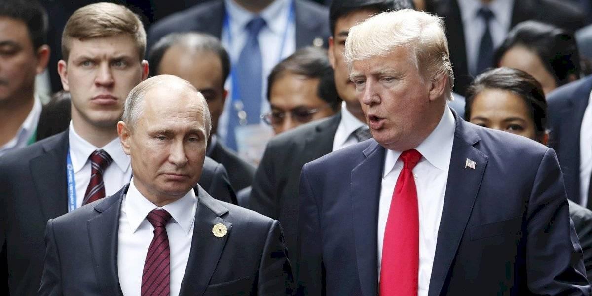 Tras confirmación de la asistencia de Putin a Chile: ¿Vendrá también Donald Trump a la cumbre APEC?