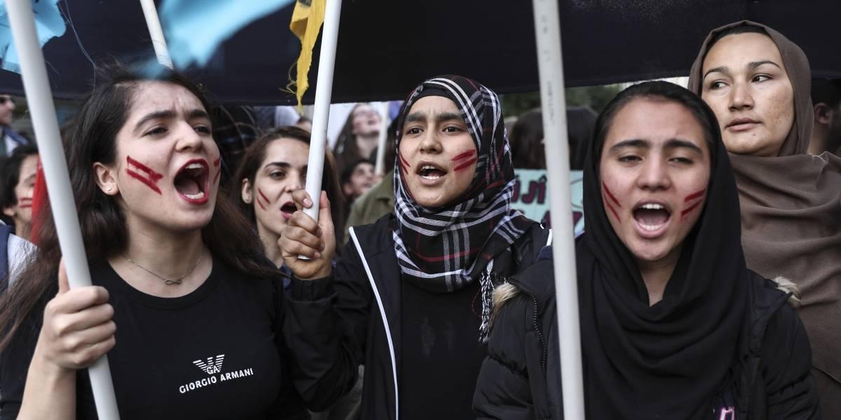 Disminuye 50% las solicitudes de asilo en la Unión Europea