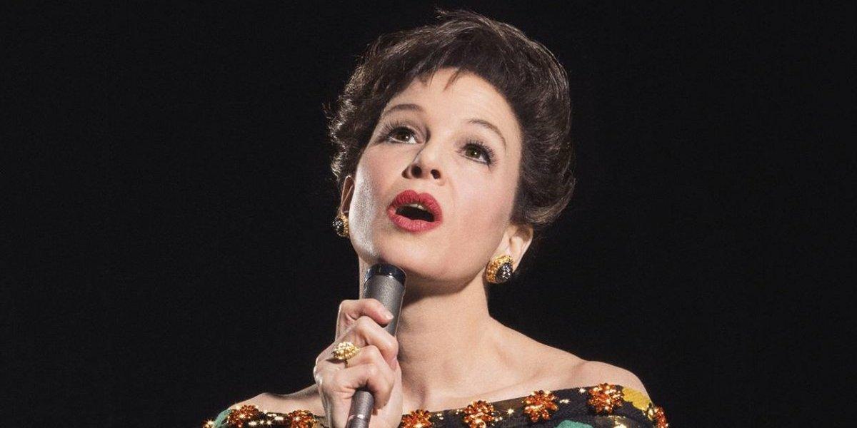 Renee Zellweger se transforma en Judy Garland