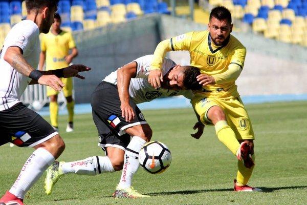 El jugador de Universidad de Concepción está en el centro de la polémica / imagen: Agencia UNO
