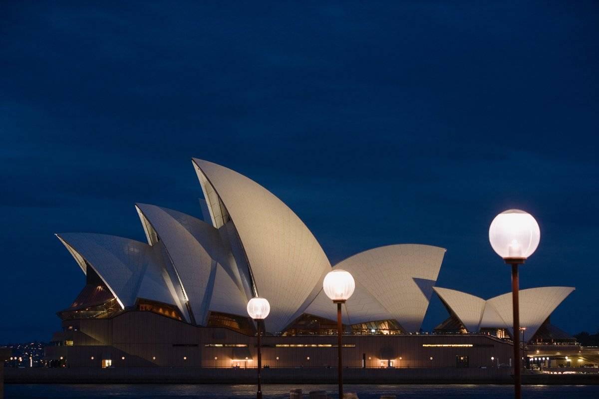 Austrália Sidney Opera House