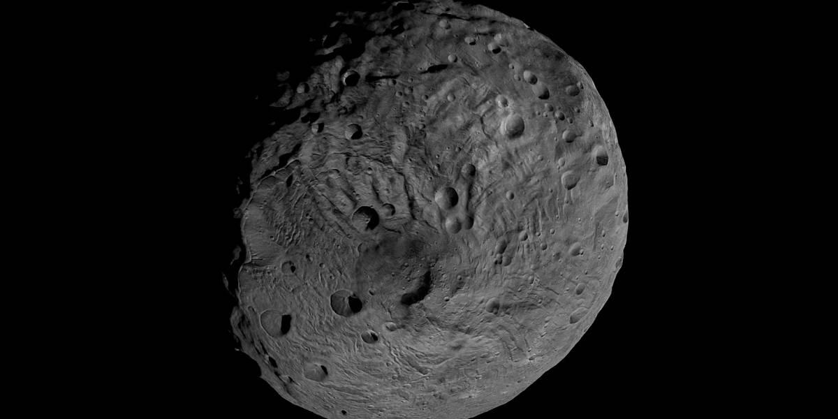 La NASA tiene un plan para asteroide que podría chocar con la tierra en 2135