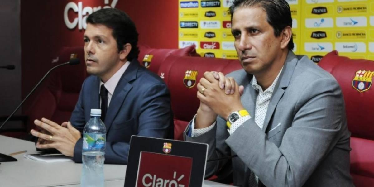 Cevallos se pronuncia ante fallo a favor de Defensor Sporting por alineación indebida