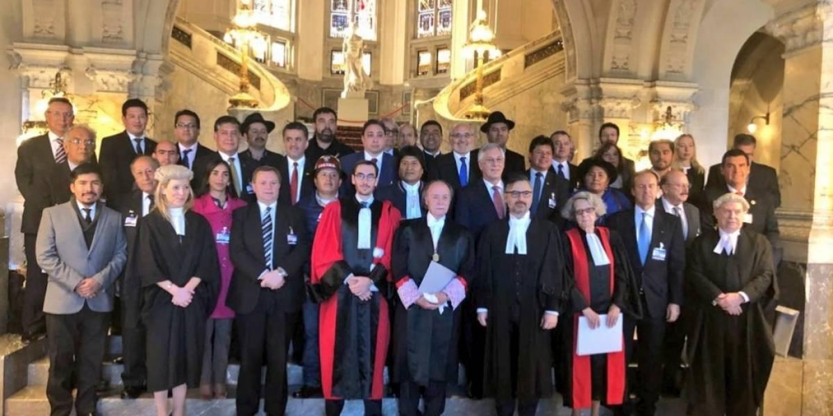 Bolivia muestra los dientes por primera vez en La Haya:  los fundamentos jurídicos que sostienen la demanda