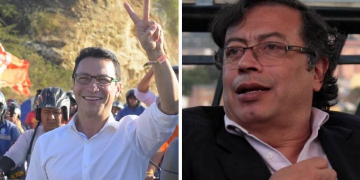 La denuncia de Caicedo contra Petro tras consulta interpartidista