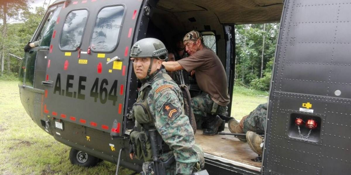 Colombia y Ecuador reforzarán seguridad en frontera tras atentado