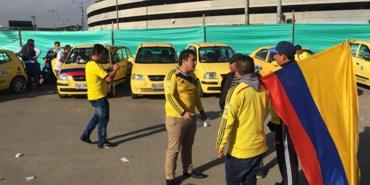 Taxistas protestan por modernización de taxímetros, estas son las zonas afectadas