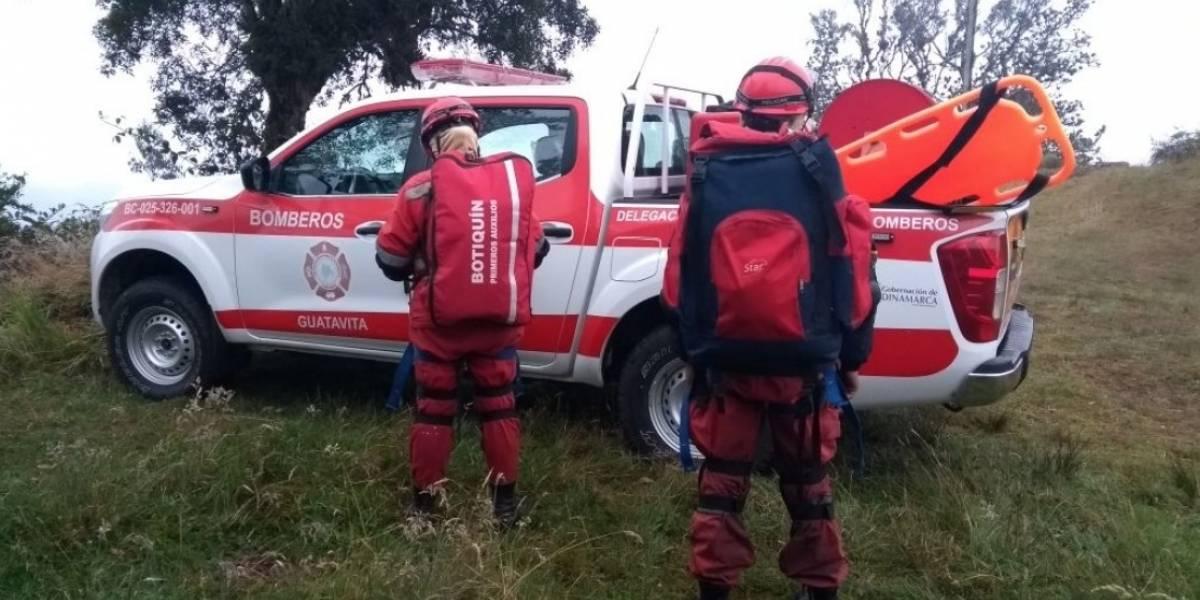Encuentran a 9 personas desaparecidas en el municipio de Guasca