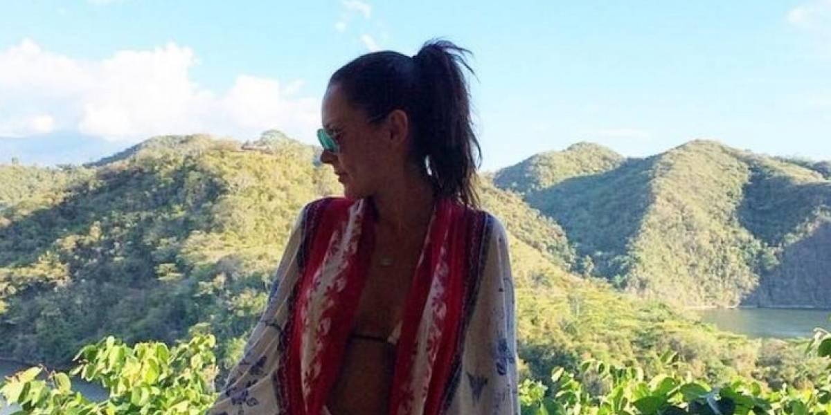 Esta actriz colombiana se separa luego de siete años de relación