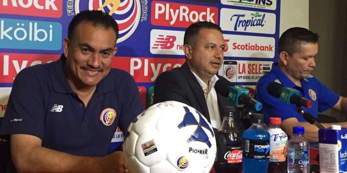 Dwight Pezzarossi aplaude labor de Carlos Batres en Costa Rica