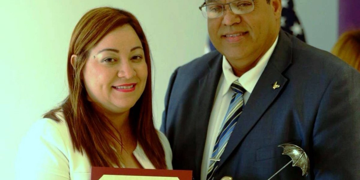 Reconocen labor de la alcaldesa de Morovis