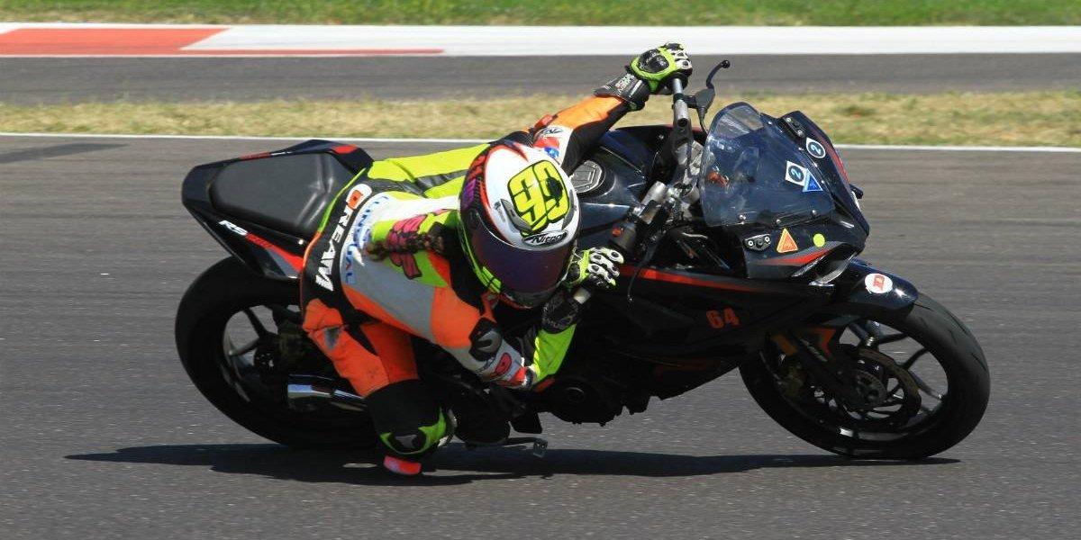 Isis Carreño da el golpe y gana en el Mundial femenino de motos