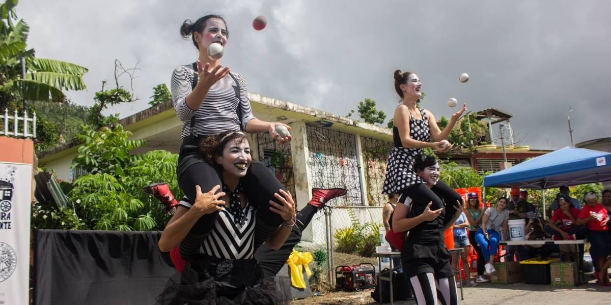Puerto Rico: la búsqueda de la alegría, en medio de la tristeza