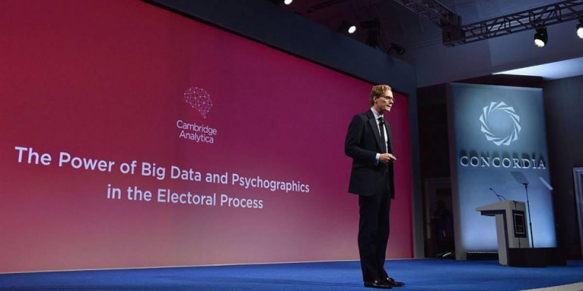 Cambridge Analytica, la empresa que manipula elecciones por Facebook en el mundo