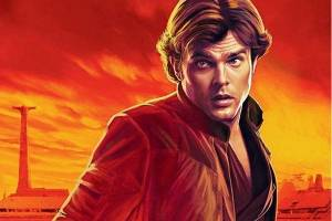 Personagens de Han Solo, spin-off de Star Wars, aparecem 'desarmados' em pôsteres