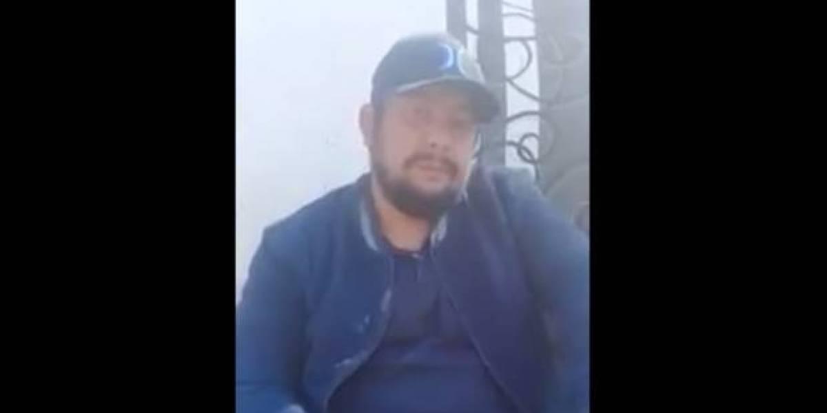 """VIDEO: Líder de """"Los Viagras"""" asegura que gobernador de Michoacán le ofreció dinero"""