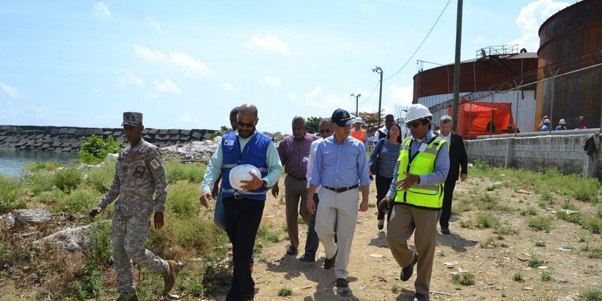 Medio Ambiente sancionará a responsable de lanzar sustancia química en río Haina