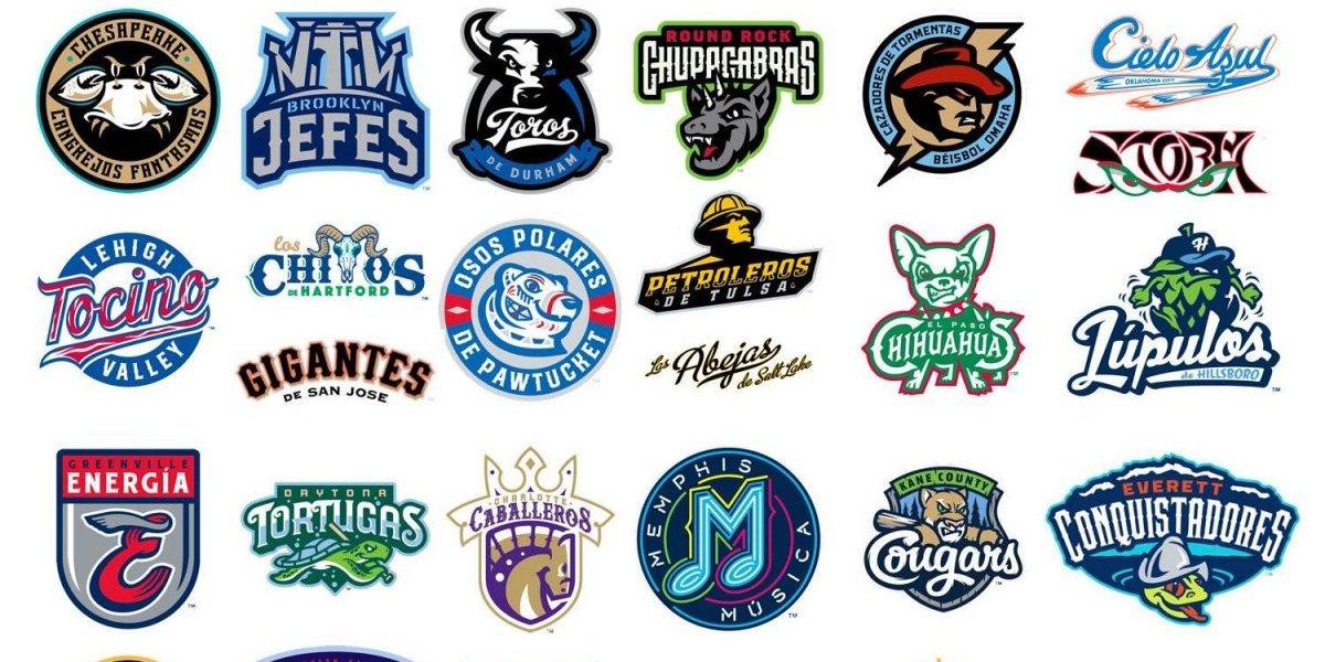 'Chanclas voladoras', 'Chupacabras', 'Cazadores de Tormentas', nuevos equipos del beisbol