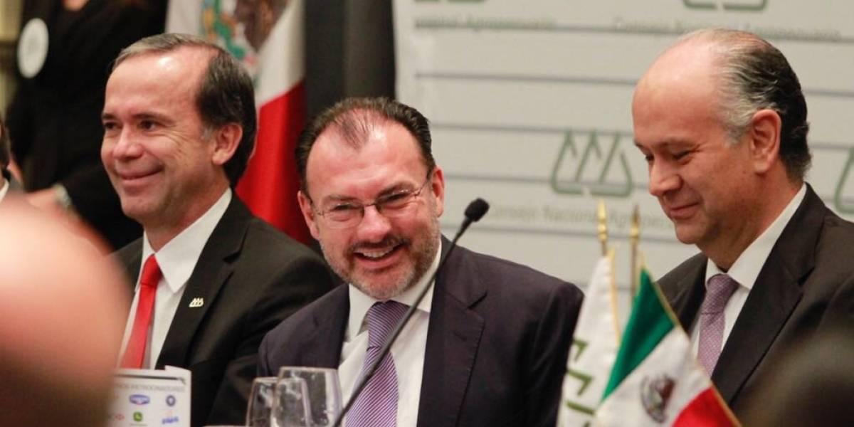 Videgaray viaja a Texas para reunirse con el gobernador Greg Abbott