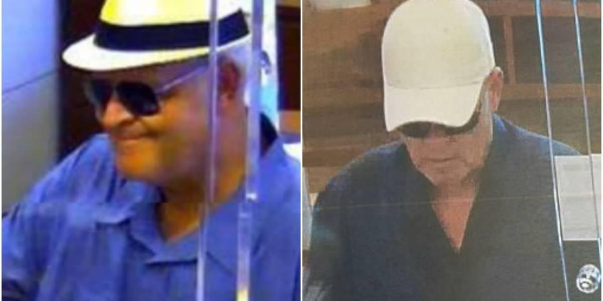 Homem ganha US$ 19 milhões na loteria, gasta o dinheiro em heroína e passa a roubar bancos