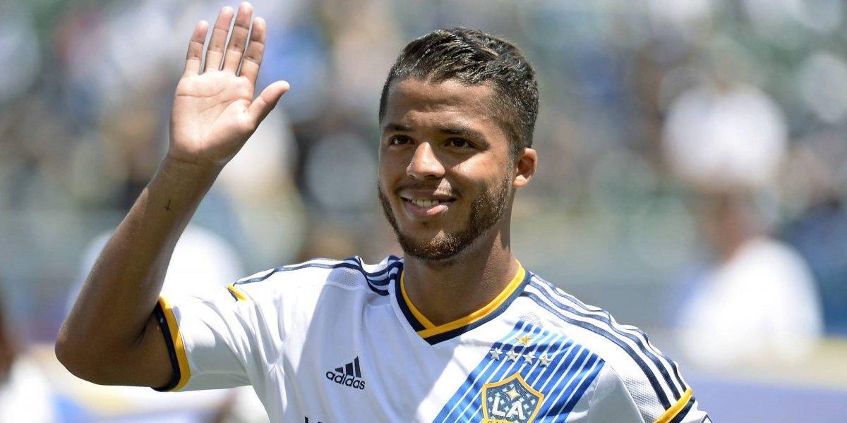 Giovani dos Santos no es lo que aparenta en la MLS
