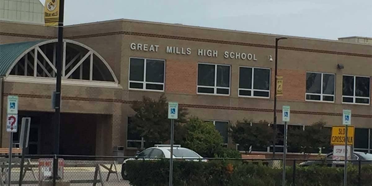 Tiroteio em escola de Maryland, perto de Washington